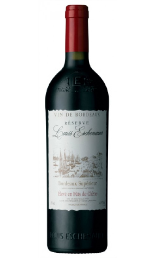 Louis eschenauer reserve bordeaux superieur canterbury wines - Vin rossini ...